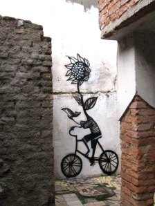 Bike art from Brazil